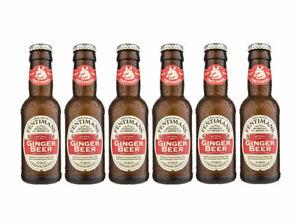 Fentimans Ginger Beer 6er Set 200ml inkl. Pfand MEHRWEG