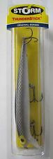 "STORM - Original Thunderstick Stickbait - 4-3/8"" - Silver Scale"