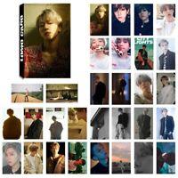 30PCS KPOP EXO Fotokarten BAEKHYUN SOLO Album [City Lights]Lomo Karten Nett