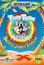 Tiny Toon Adventures: Buster's Hidden Treasure (Sega Genesis, 1993)