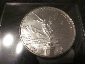 2015 1 oz Mexican Winged Liberty Coin Libertad 999% Silver BU Banco De Mexico