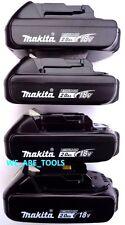 (4) NEW 18V GENUINE BL1820 2.0 AH Makita Batteries 18 Volt Compact LXT