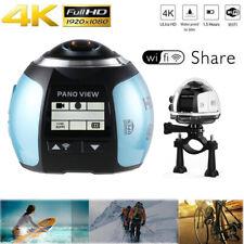 V1 4K Sport Cam VR Action Camera 16MP WiFi Vedio DVR CAR Display Waterproof TH