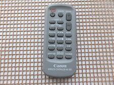 Brand New Genuine Canon Camcorder Remote Control WL-D85