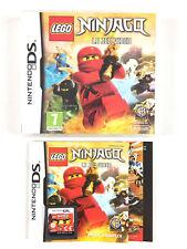 Lego Ninjago DS / Jeu Sur Nintendo DS, 3DS, 2DS, New...