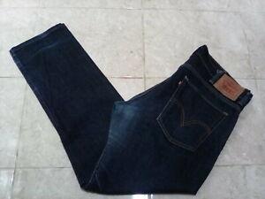 Mens LEVI'S 511 Slim Leg Jeans  , size 38W 30L