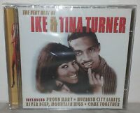 CD IKE & TINA TURNER - THE VERY BEST OF - NUOVO - NEW