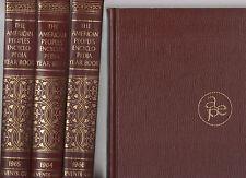 the american peoples enciclopedy - 20 volumi e tre aggiornamenti - dec vcinq