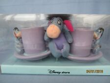 Collectable Eeyore Mini Coffee Espresso Cups From Disney