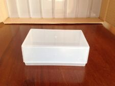 1PC Beads Display Storage Container Acrylic Clear Compartments 13x5x1.5cm B4T5