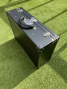 Louis Vuitton Black Epi Leather Trunk Second Hand Amazing Condition