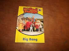 LADYBIRD  BOOK  LITTLE RED TRACTOR BIG BANG