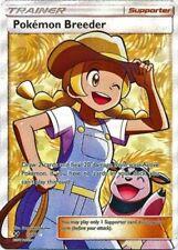 x1 Pokemon Breeder - 73/73 - Full Art Ultra Rare Pokemon Shining Legends M/NM