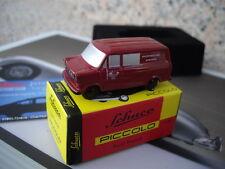 Schuco Ford Transit Renntransporter Porsche Renndienst Formel V Piccolo Neu
