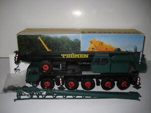Liebherr Ltm 1090 Autokran Thömen #2085 Conrad 1:50 Emballage D'Origine