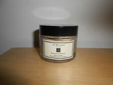 Jo Malone Geranium & Walnut Body Scrub 1.7 oz 50 gr New Without Box