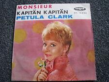 Petula Clark-Monsieur-Kapitän Kapitän 7 PS-Germany-1962 Deutsche Vogue