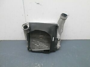 2012 11 13 14 Porsche Cayenne Turbo Right Front Turbocharger Intercooler #0513
