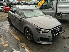 2015 AUDI RS3 BLACK EDITION BREAKING 2.5 TSI CZGB 7 SPEED DSG QQH GEARBOX