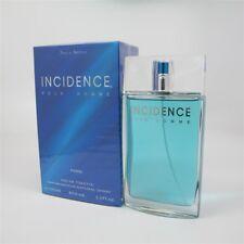 INCIDENCE Pour Homme by Yves Sistelle 100 ml/ 3.3 oz Eau de Toilette Spray NIB