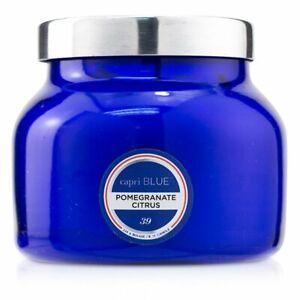 Capri Blue Blue Jar Candle - Pomegranate Citrus 226g/8oz Candles