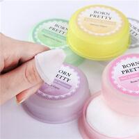 BORN PRETTY 32 Pcs/box Nail Art Polish Remover Pads Flavor Wet Wipes Paper Towel
