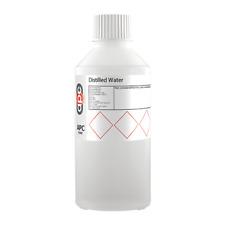 250 Ml Agua Destilada 99,99% * más alta calidad y pureza-Compruebe nuestra Spec *
