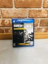 PS4 Rainbow Six Siege Advanced Edition from Japan  4949244004527
