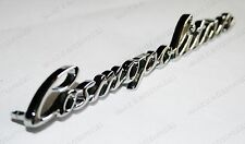 1949 Lincoln Cosmopolitan Front Fender Nameplate Script NEW 8H16724-C NEW