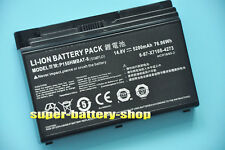 8Cell new Genuine P150HMBAT-8 6-87-X710S-4J72 Battery for Clevo P170HM P150SM