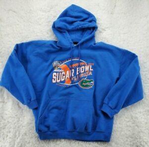 Florida Gator Hoodie New Orleans Sugar Bowl 2013 Sweatshirt Size XL