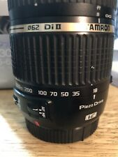 Tamron 18-270mm F/3.5-6.3 EF Mount Lens For Canon - Aspherical DI II VC PZD B008