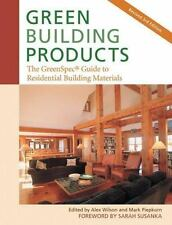 Green Building Products, 3rd Edition: The GreenSpec Guide to Residential