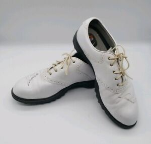 Nick Price Autographed Nike Zm Air Golf Shoes