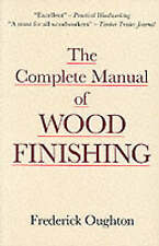 The Complete Manual of Wood Finishing-ExLibrary