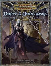 Dungeons and Dragons 3.5 Drow of the Underdark (2007) Hardcover