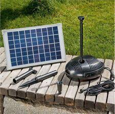 Berühmt Solar Teichpumpe mit Filter günstig kaufen | eBay LQ28