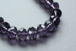 10 New Swarovski Crystal Czech Glass Bead Rondelle 18mm