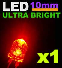 24 vdc rouge 10 mm snap-in Apem led QS103XXR24 panel mount indicateur 20