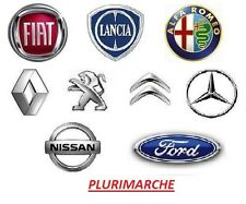 CODICE SBLOCCO AUTORADIO - FIAT - LANCIA - ALFA - RENAULT - NISSAN - FORD M