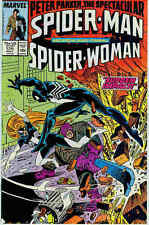 Peter Parker spectacular Spiderman # 126 (guest: Spider-Woman) (Estados Unidos, 1987)