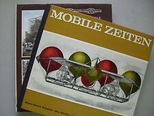 2 Bücher Mobile Zeiten Bilderbuch Welt des Verkehrs Technikmotive Ansichtskarten