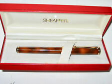 Sheaffer Connaisseur Tortoiseshell Fountain Pen NOS with Box