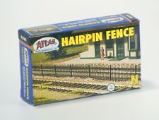 Atlas N Scale Scenery Kit - Hairpin Fence