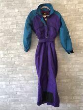 Vintage 90's REI One Piece Snow Ski Suit Size 8 women's