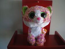 Ty Beanie Boos SOPHIE the cat - MEDIUM 9 INCH NWMT - approx 25cms