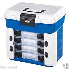 Behr Jumbo Sitz Gerätebox Angelbox Angelkasten Gerätebox Sitzkiepe 4950199.