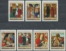 Timbres Religion Noel Arts Tableaux Ras al Khaima 75 ** (38487)