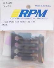 RPM Heavy Duty Rod Ends (Black)