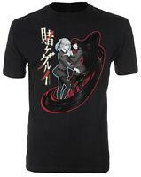 **Legit** Kakegurui Gambler Yumeko Hugs Kirari Authentic Anime T-Shirt #25270